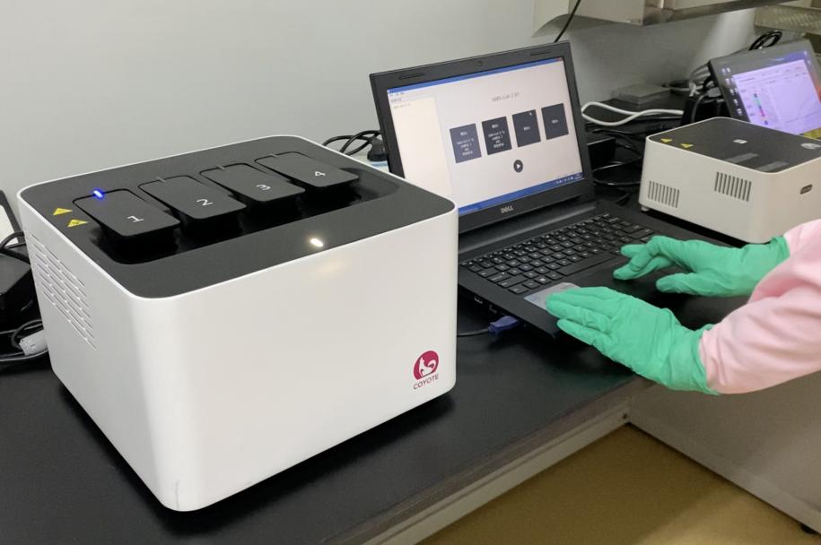 卡尤迪生物新冠检测仪器与试剂获国家药监局